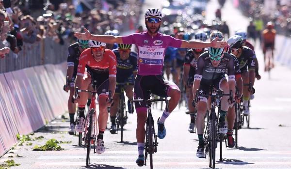 Giro d'Italia 2017, le pagelle della tredicesima tappa: Fernando Gaviria senza limiti
