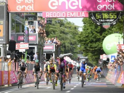 Giro d'Italia 2017, le pagelle della dodicesima tappa: Gaviria e Richeze, coppia da 10