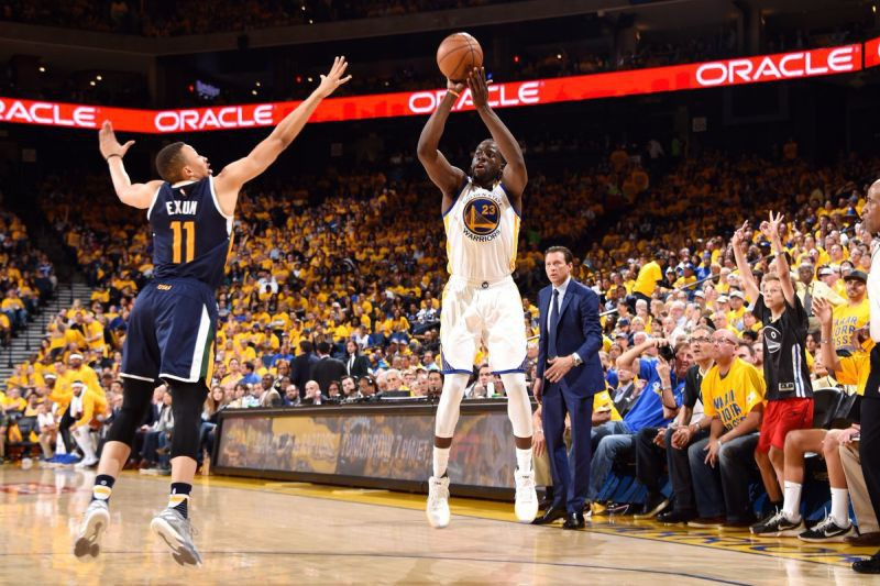 Nba: Goldena State batte Utah e va 3-0