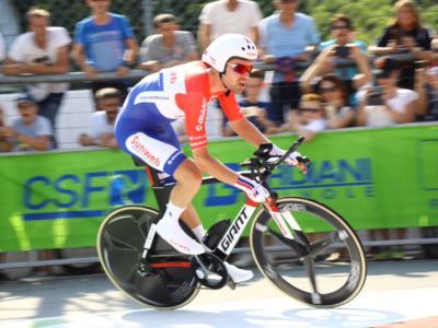 Giro d'Italia 2017: le pagelle della cronometro finale. Festa olandese con Van Emden e Dumoulin, Nibali il migliore dei big