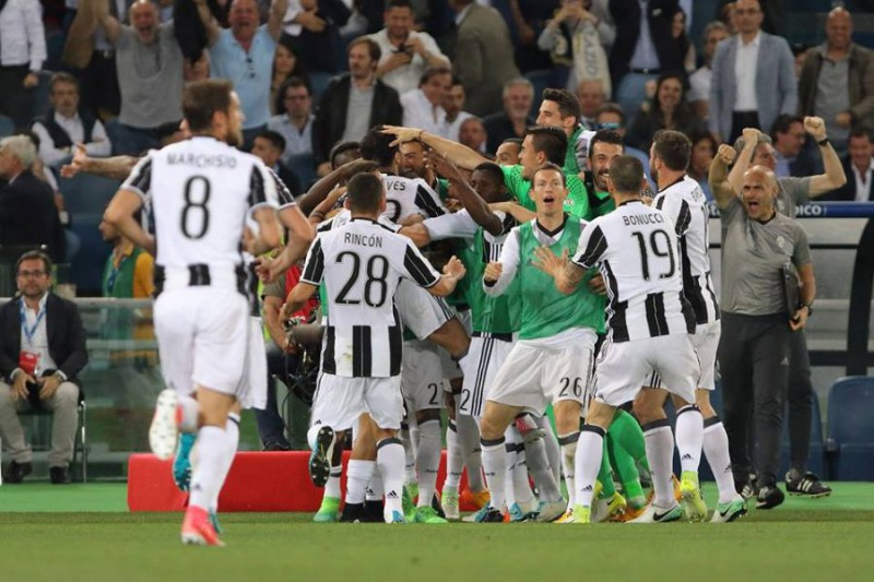 Champions: Barzagli, Juve al top