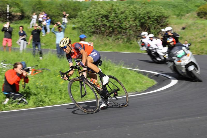 Giro d'Italia, Landa vince a Pian Cavallo. Quintana nuova maglia rosa