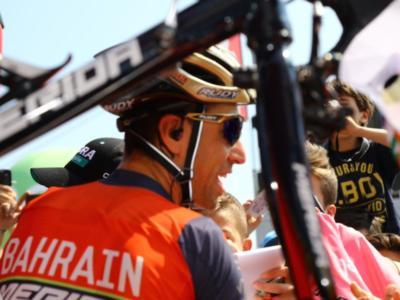 Ciclismo, Vincenzo Nibali sarà al Dubai Tour 2018. Primo test ufficiale per lo Squalo