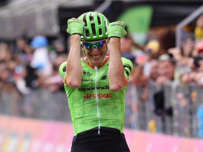 Giro d'Italia 2017, le pagelle della diciassettesima tappa: Pierre Rolland torna finalmente alla vittoria