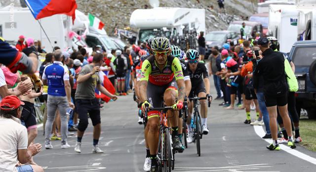 Giro d'Italia 2018, Filippo Pozzato non parte: il papà è in gravissime condizioni all'ospedale. Immediato ritorno a casa
