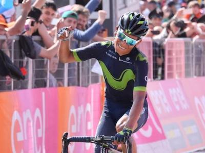 Giro d'Italia 2017, le pagelle della nona tappa. Nairo Quintana superiore in salita, a Nibali non basta il cuore