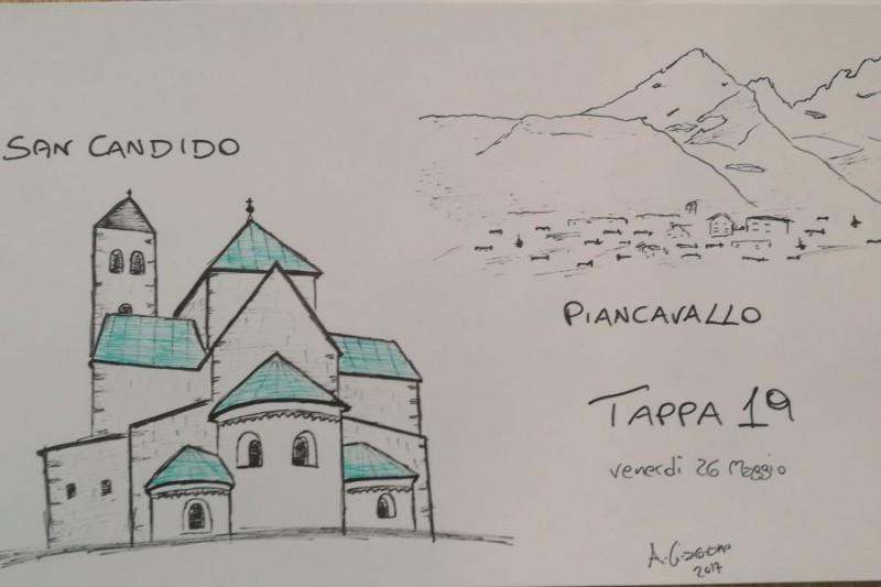 Debutta San Candido, poi a Piancavallo un arrivo da Pantani
