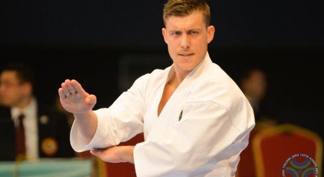 """Mattia Busato, Karate: """"Ho dovuto allenarmi in garage. Alle Olimpiadi l'Italia dimostrerà il suo valore"""""""