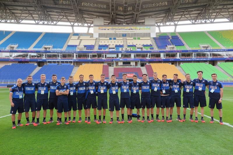 Mondiale Under 20, Sudafrica-Italia 0-2: in gol lo juventino Orsolini