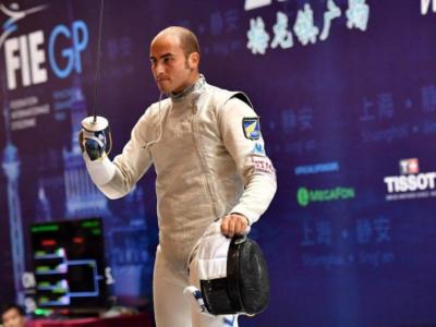 """Fencing, Alessio Foconi """"I'm going to Tokyo to win. I like being the favourite"""""""
