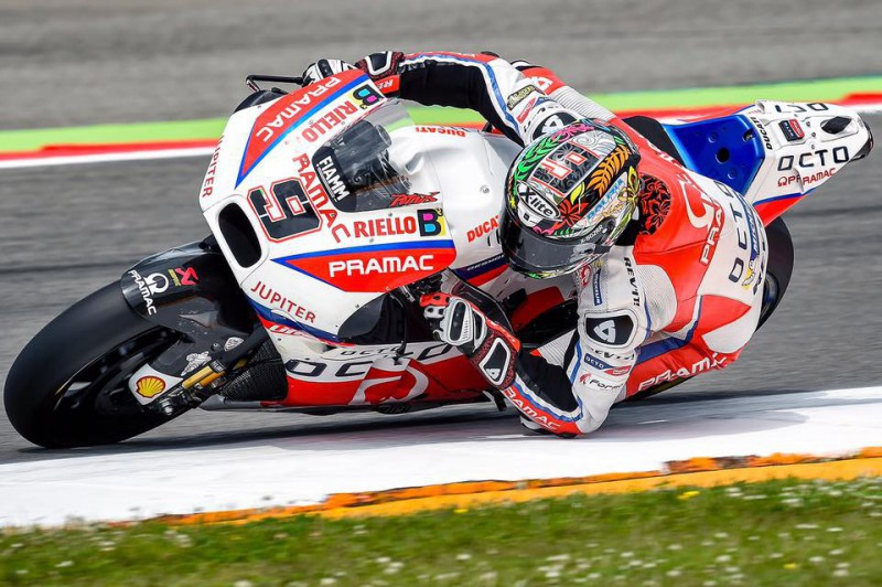 Moto Gp, in Germania Petrucci dodicesimo