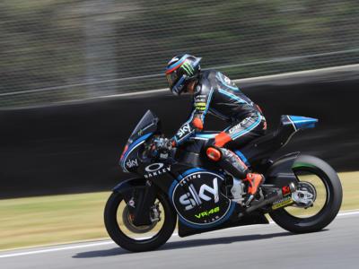 Test Jerez 2018: Francesco Bagnaia il più veloce in Moto2, Jorge Martin comanda in Moto3
