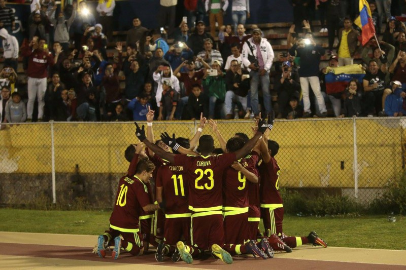 Mondiale U. 20: Venezuela e Paraguay ok