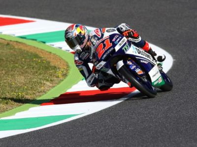 Moto3, GP Italia 2017: prove libere 2. Tris italiano, Di Giannantonio precede Bulega e Dalla Porta