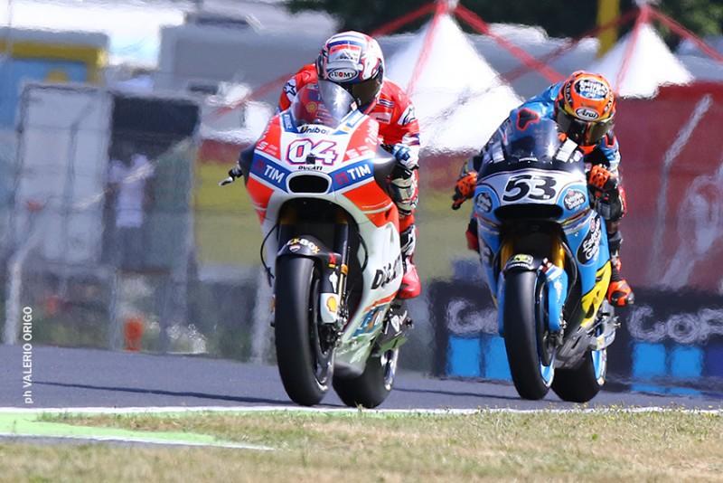 MotoGP 2017. Dovizioso vince il GP di Catalunya