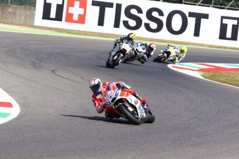 Moto Gp Mugello, Valentino Rossi è secondo: la pole va a Vinales