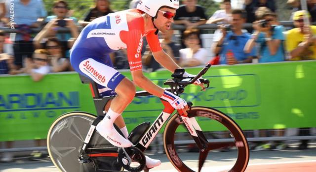 Giro d'Italia 2019: i cronomen. Sfida tra Tom Dumoulin, Primoz Roglic e Victor Campenaerts