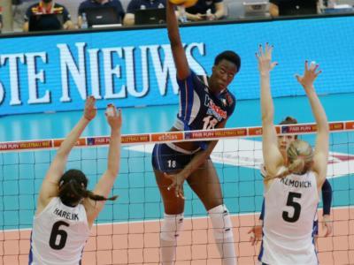 LIVE – Volley femminile, Italia-Belgio in DIRETTA: 3-0, le azzurre volano ai Mondiali 2018! Egonu e compagne abbattono le Yellow Tigers