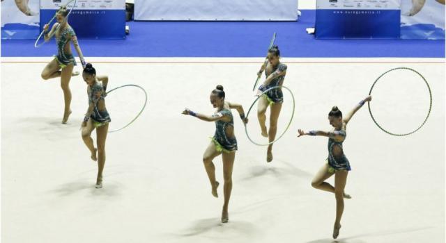 Ginnastica ritmica, Europei 2020: Azerbaijan avanti a metà gara nei gruppi. Assenti Italia, Russia e tante big