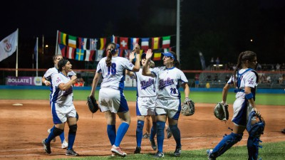 Softball, Europei 2017: Italia e Olanda verso il primo posto nei rispettivi gironi, ma occhio a Gran Bretagna e Repubblica Ceca