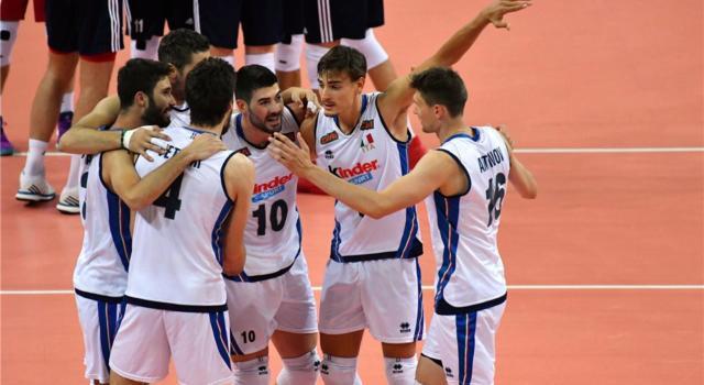 LIVE – Volley, World League 2017: Italia-USA in DIRETTA: 0-3, gli azzurri cedono il terzo set al fotofinish!