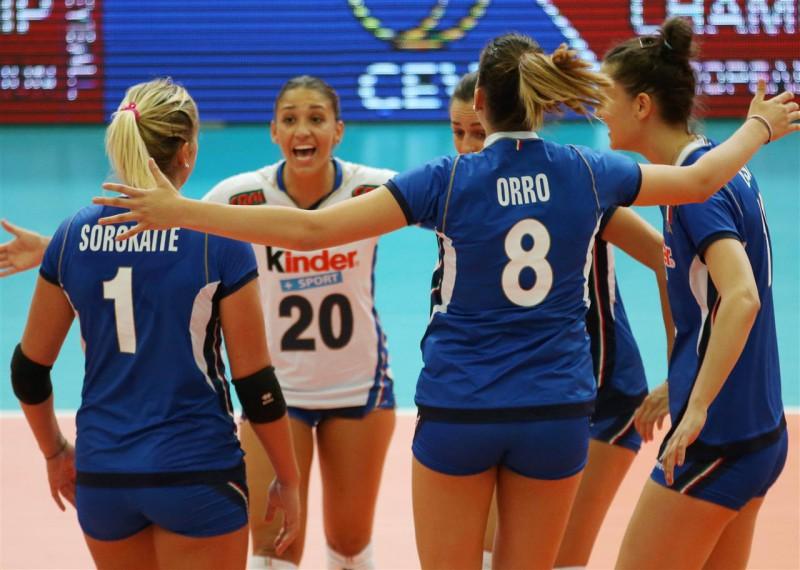 Qualificazioni Mondiali:. l'Italia strapazza la Lettonia