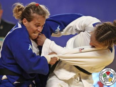 Judo, Grand Prix Tbilisi 2019: la zampata di Odette Giuffrida! Vittoria capolavoro in Georgia!