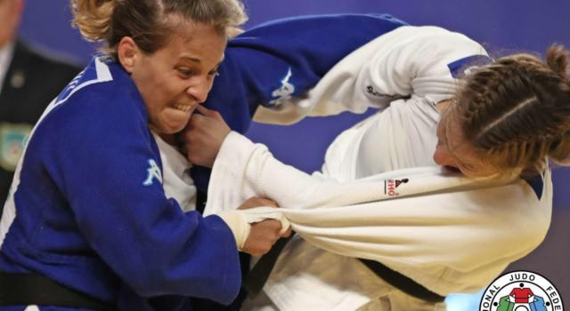 Judo, Grand Slam Abu Dhabi 2018:  LA RINASCITA di Odette Giuffrida! Vittoria sensazionale, battuta in finale la fuoriclasse Kelmendi!