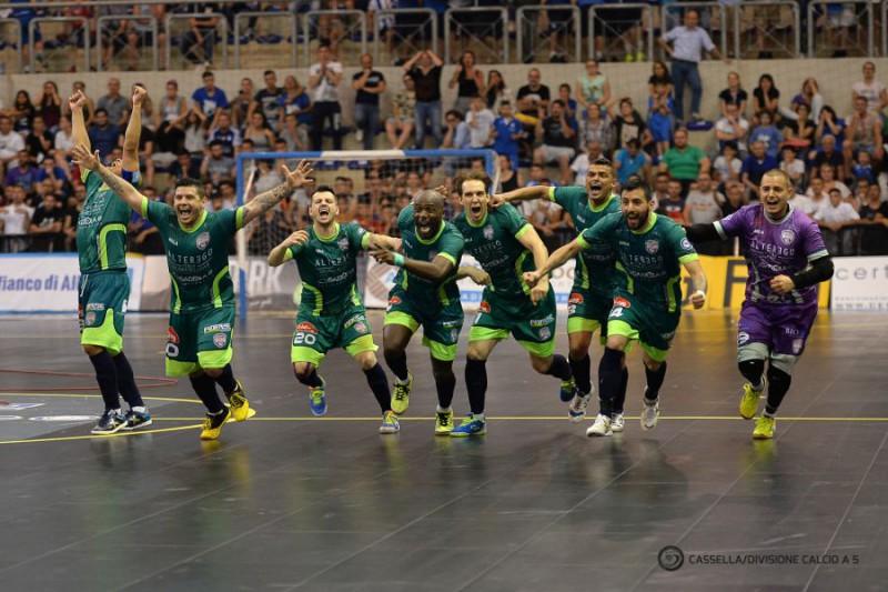 In tv: Domani su Fox gara1 finale scudetto Pescara-Luparense