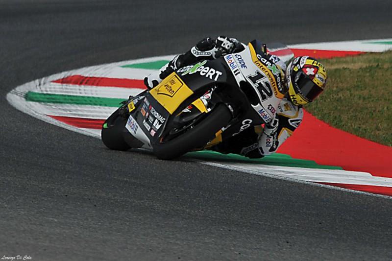Moto2, Morbidelli trionfa in Austria