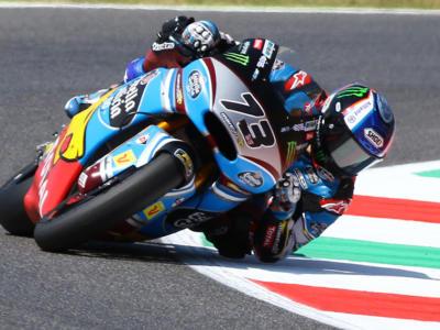 Moto2, GP Misano 2017 – Prove Libere 1: Alex Marquez in testa nonostante una brutta caduta. Lo bracca Morbidelli, Luthi è 4°