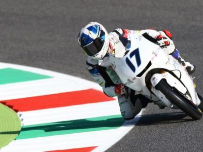 Moto3, qualifiche GP Italia 2017: Jorge Martin fa la pole ma è squalificato, ne approfitta John McPhee. Di Giannantonio 3°, Bulega 4°, Fenati 6°