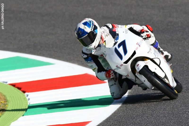 Moto3: Gp Italia, McPhee in pole