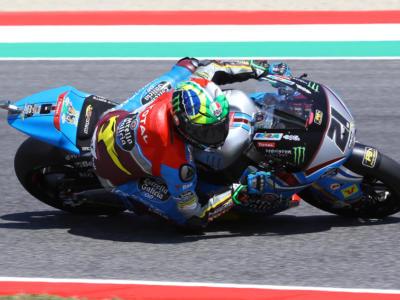 Moto2, GP Catalogna 2017 – Prove Libere 2: Franco Morbidelli si riprende lo scettro al pomeriggio, precedendo Alex Marquez e Corsi. Attardato Luthi (9°)