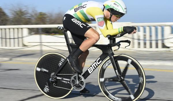 Giro di Svizzera 2017: doppietta Bmc nel prologo! Rohan Dennis batte Stefan Kung