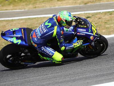 LIVE – MotoGP, GP Catalogna 2017 in DIRETTA: Morbidelli comanda al pomeriggio davanti a Marquez e Corsi. Attardato Luthi (9°)