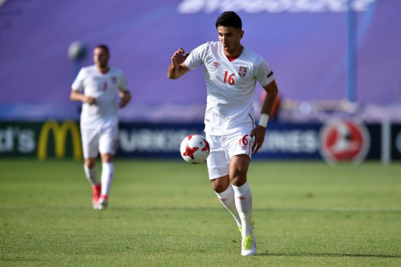 Serbia-Macedonia 2-2, highlights Europeo Under 21: Djurdjevic decisivo