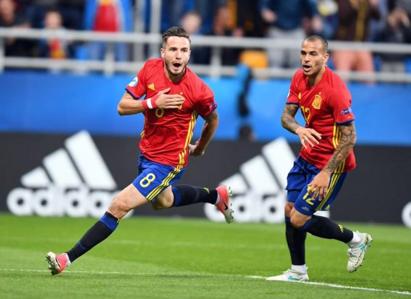 Europei Under 21, anticipo di finale Spagna