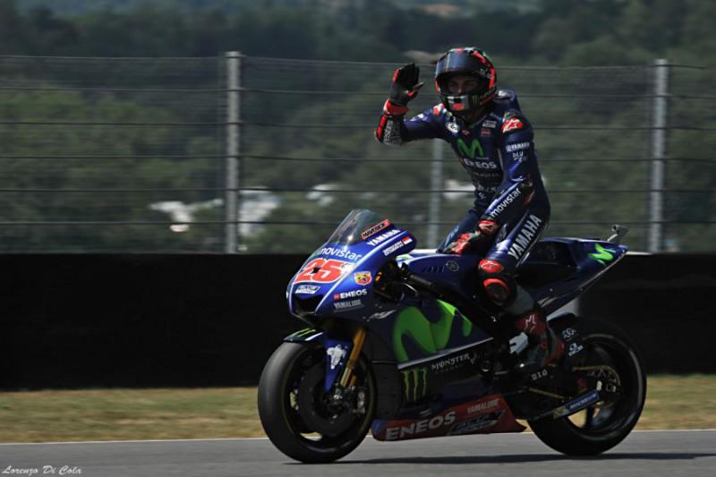 MotoGP | Un soddisfatto Rossi promuove il nuovo telaio