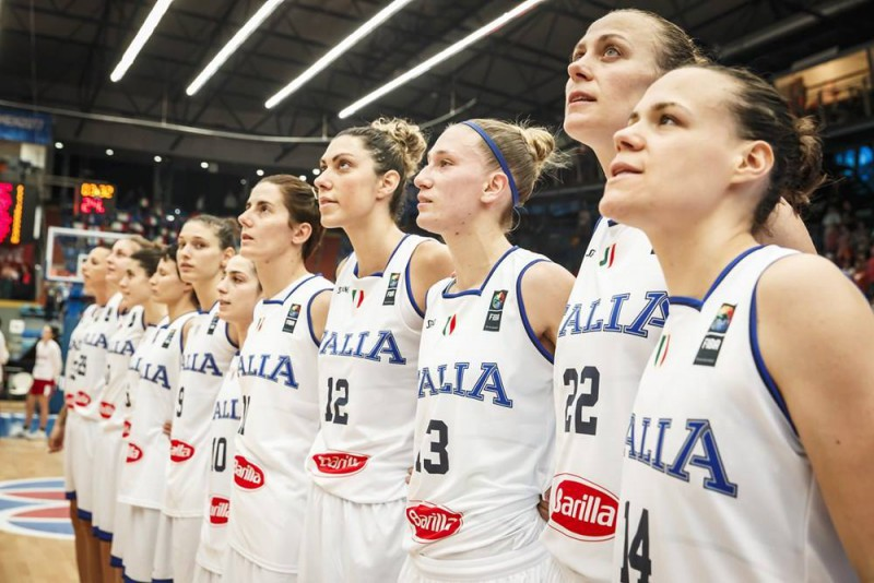 Basket, Europeo donne: Italia-Slovacchia 68-61. Azzurre agli ottavi