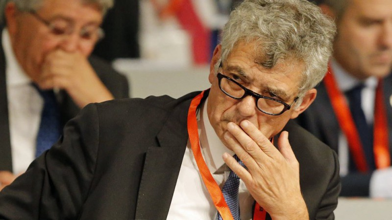 Spagna, terremoto in Federcalcio: arrestato il Presidente Villar