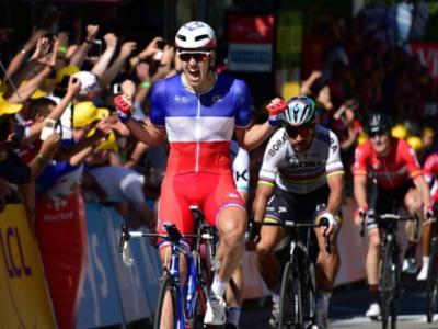 LIVE Tour de France 2017, sesta tappa Vesoul – Troyes in DIRETTA. Bis di Kittel, che vince allo sprint davanti a Demare e Greipel