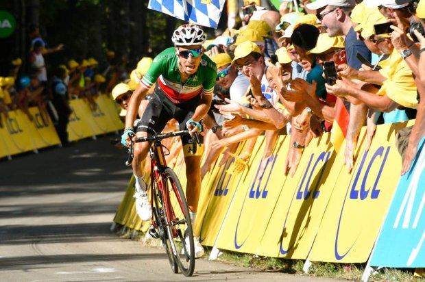 Ciclismo, Kittel fa tris volata al fotofinish