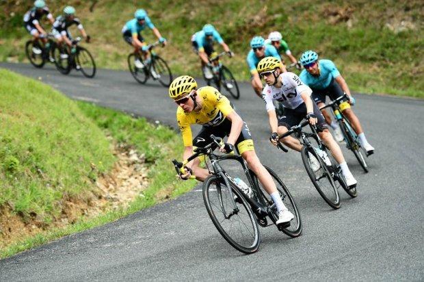 Tour de France, nona tappa: vince Uran Uran al fotofinish