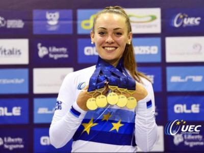 Ciclismo su pista, Coppa del Mondo Minsk 2018: Letizia Paternoster quarta nell'omnium, podio e Coppa per l'inseguimento donne, Coppa a Rachele Barbieri