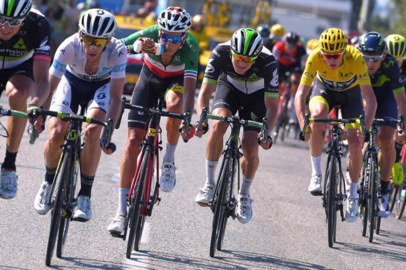 Quarto tour in cinque anni, Froome entra nella la leggenda