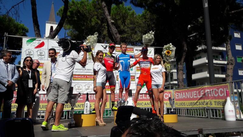 Pescara, 70° Trofeo Matteotti: vince il russo Shilov