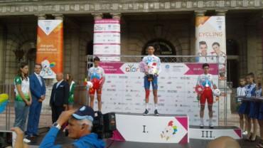 Ciclismo, EYOF 2017: medaglia d'oro per Andrea Piccolo!