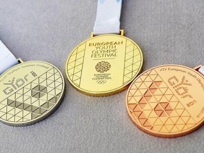 Nuoto, EYOF 2017 – L'Italia conquista due argenti con Martina Ratti e la 4x100m maschile