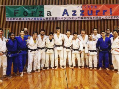 Judo: prosegue la preparazione degli Azzurri in vista dei Mondiali di Budapest